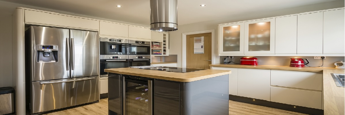Kitchen design and fitting edinburgh home and harmony for Kitchen design edinburgh